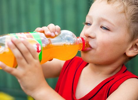 Напитки для детей