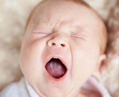 Молчница во рту у детей