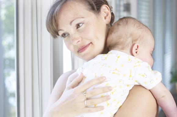 Срыгивания у новорожденных