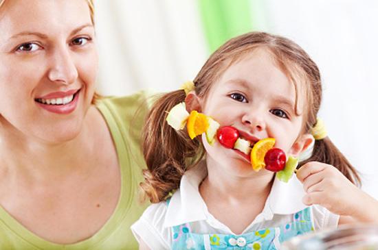 Перекус в детском питании