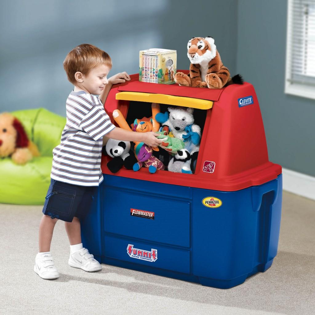 Как заставить ребенка убирать за собой игрушки?