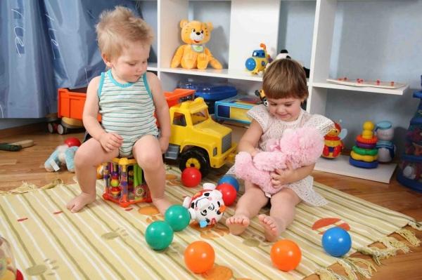 Детские игры на развитие памяти и внимания