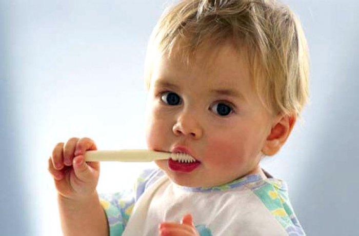 Зубы в год и аппетит ребенка