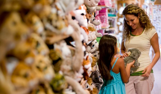 Как отказать ребенку в покупке