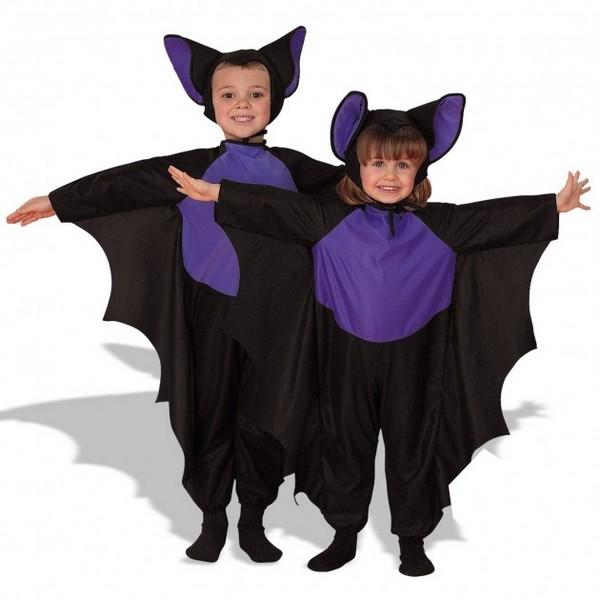Как сделать костюм летучей мыши своими руками 61