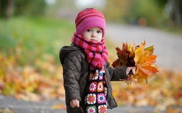 Прогулки на свежем воздухе с детьми