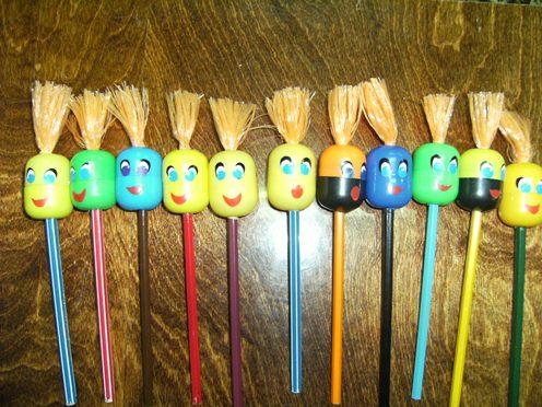 Поделки из киндер сюрпризов своими руками для детского сада