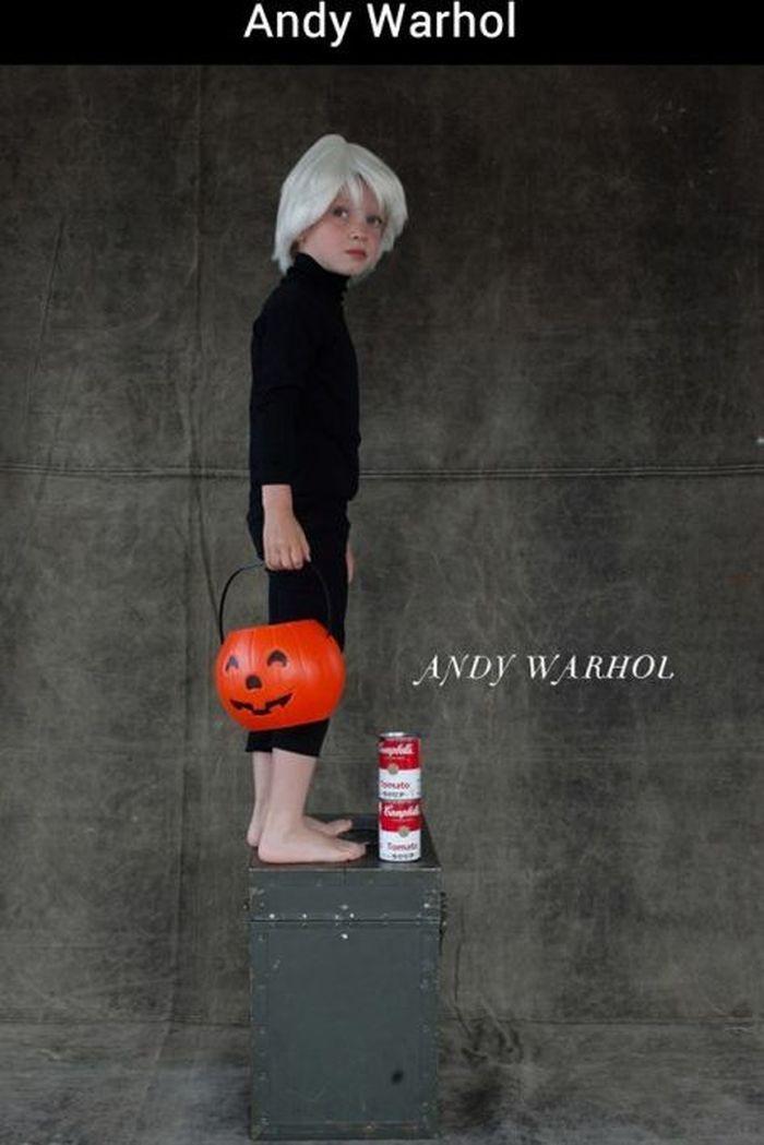Оригинальные детские костюмы на Хэллоуин