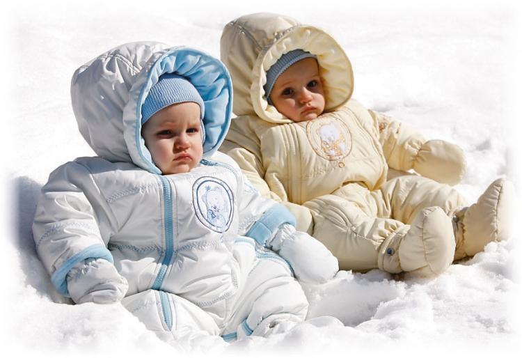 Детский комбинезон для зимы: как правильно выбрать?