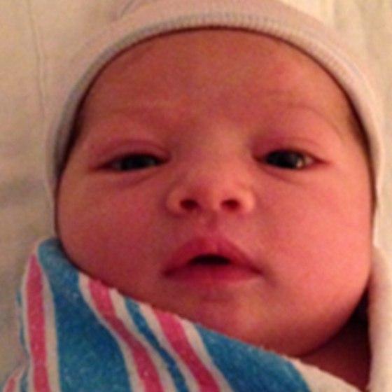 Мила Кунис родила девочку