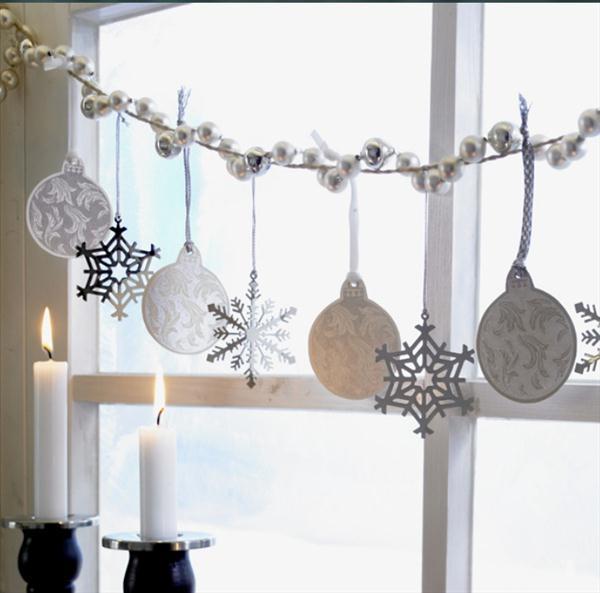 Как украсить окна к Новому году?Как украсить окна к Новому году?