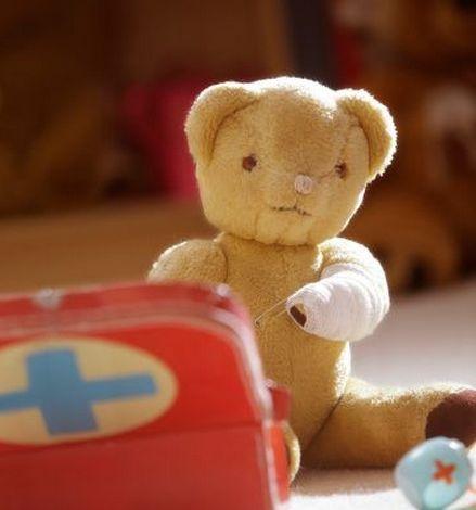 Дорожная аптечка для ребенка