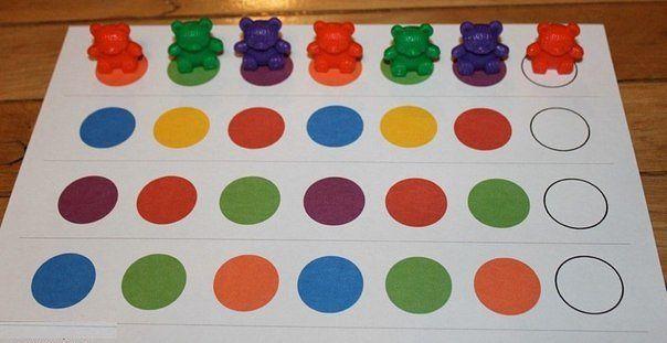Как выучить цвета?