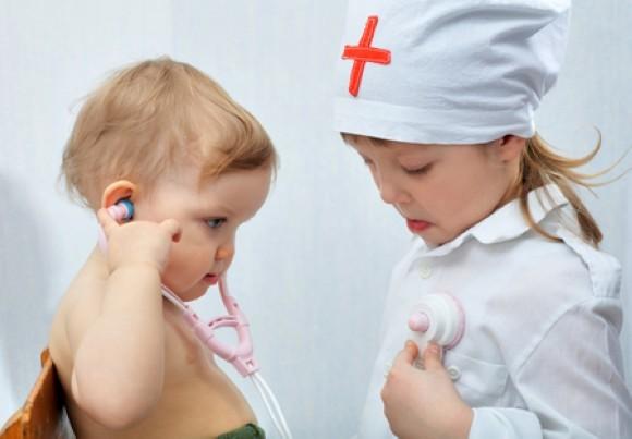 Медосмотр в детский сад