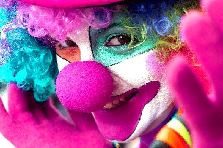 Костюм клоуна своими руками
