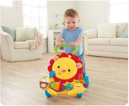 Игровая панель на колесах для детей