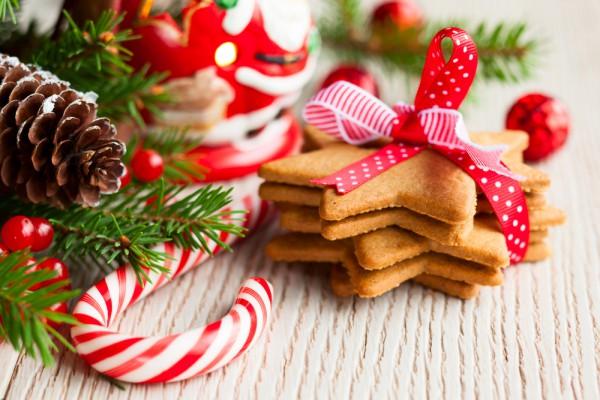 Печенье на День Святого Николая