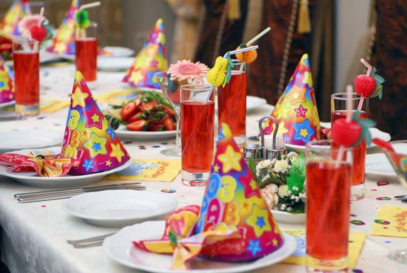 Что приготовить на детский День рождения?