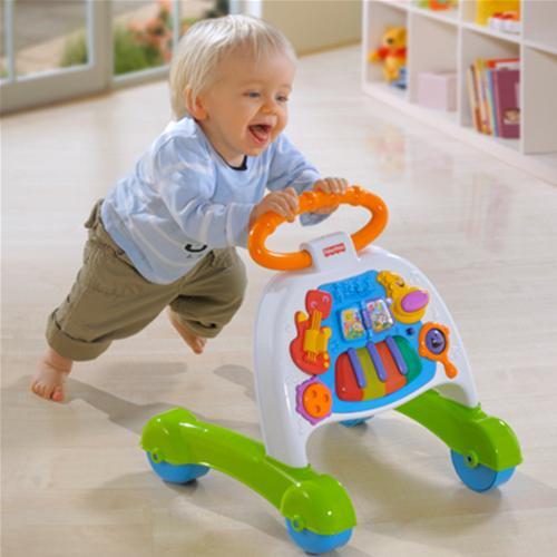Детские ходунки: польза или вред?