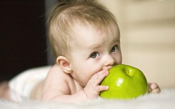 Диета для детей с атопическим дерматитом