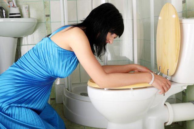 Сильный токсикоз при беременности