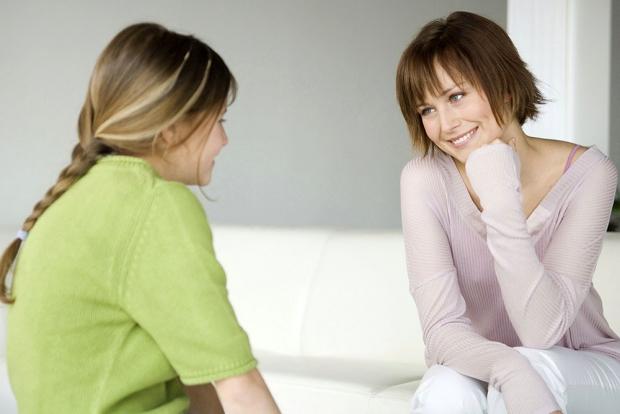 Делитесь с ребенок своим опытом и ошибками
