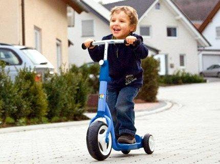 Как заставить ребенка двигаться?
