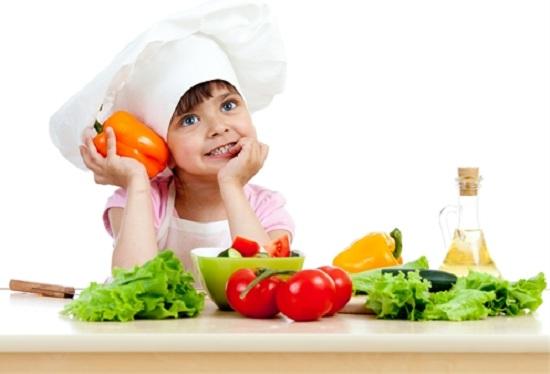 Правильное питание сделает ребенка умнее