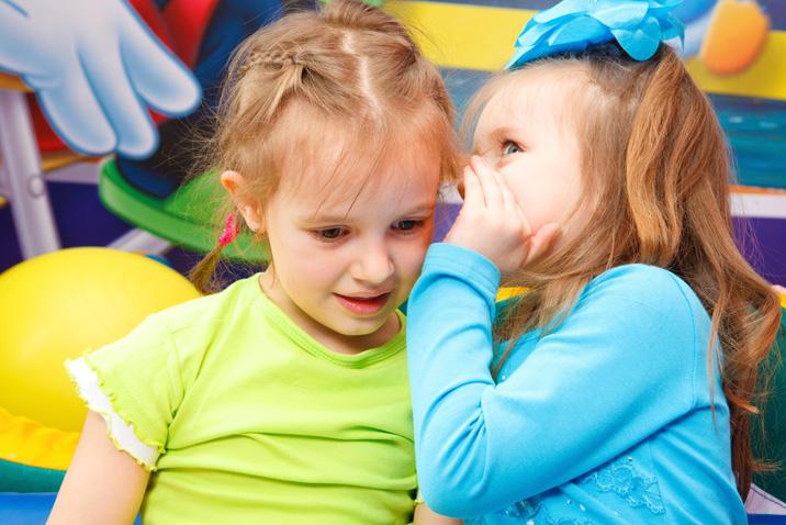 Сверсники влияют на умственное развитие ребенка