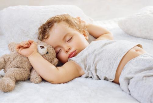 Полноценный сон важен для умственного развития ребенка