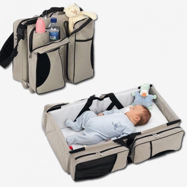 Сумка-кроватка для малыша
