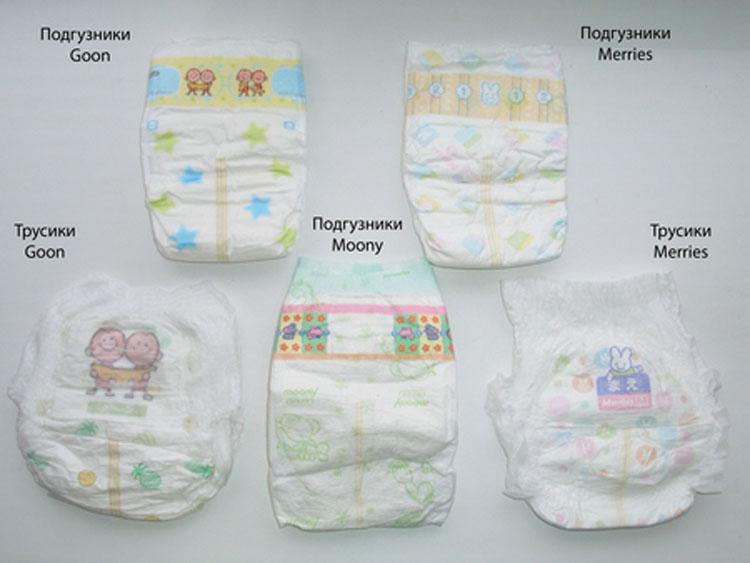 Что такое японские подгузники?