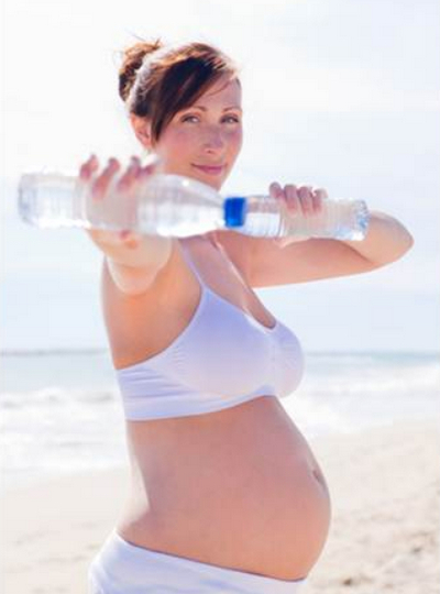 Значение потребления воды для беременной женщины