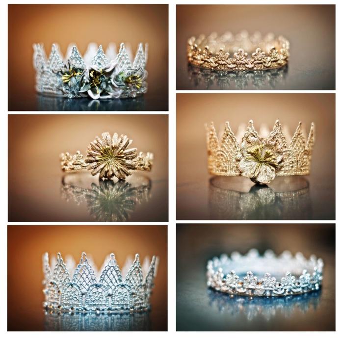 Короны принцесс своими руками