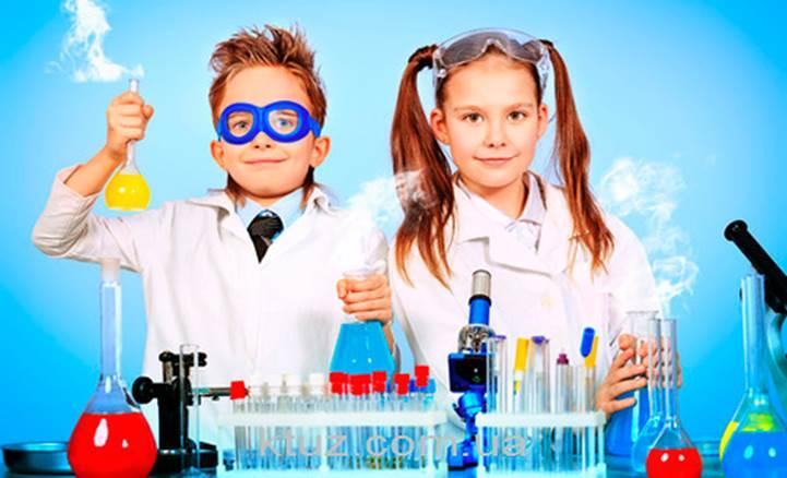 Эффектные научные эксперименты для детей