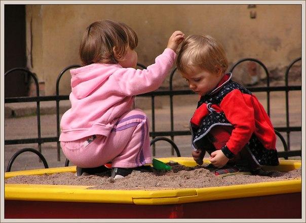 Замечания воспитательницы в детском саду