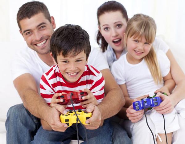 Игровая приставка для детей