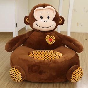 Детское кресло в виде обезьяны