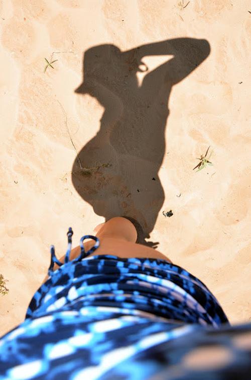 Беременная тень