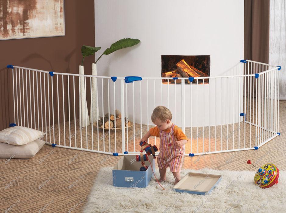 Огородительные заборчики для детей