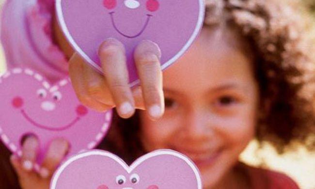 Поделки ко Дню Святого Валентина для детей