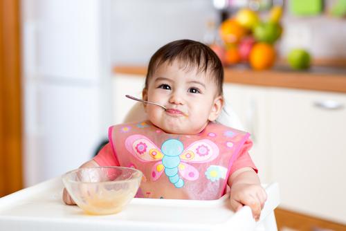 Как повысить аппетит у ребенка?