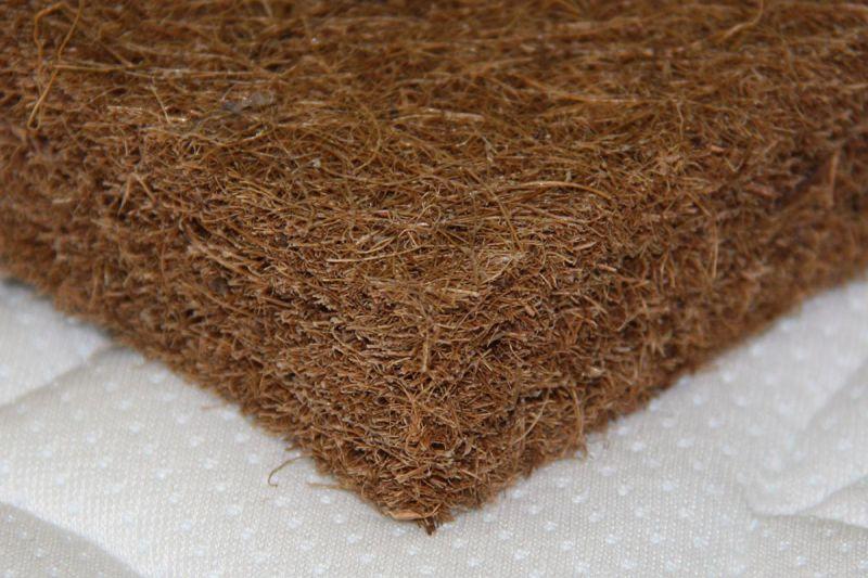 Детский матрас из кокосового волокна