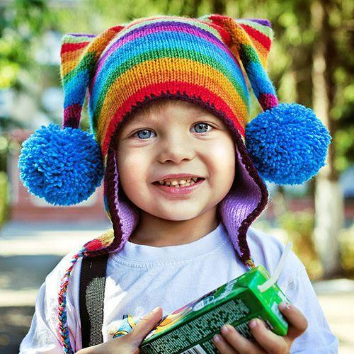 Когда можно надеть демисезонную шапку ребенку?