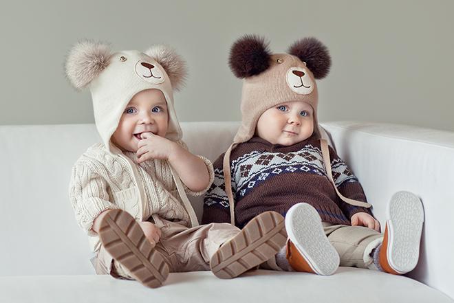 Детские шапки: виды и особенности выбора