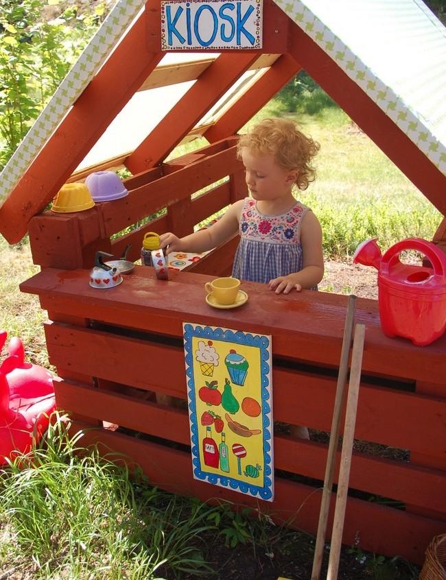 Идеи для дачи своими руками детская площадка фото