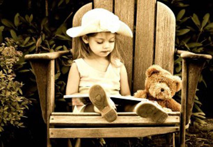 Ребенок придумал себе невидимого друга