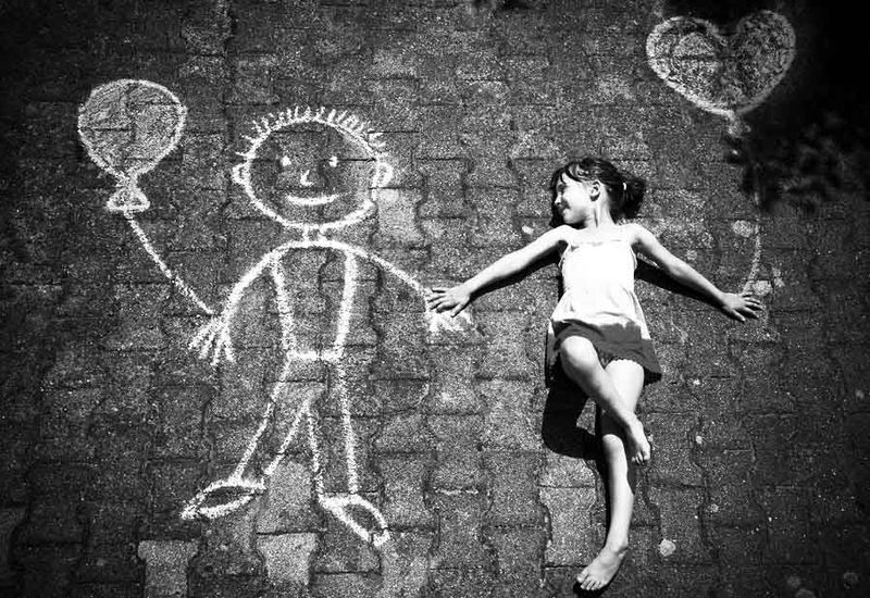 Невидимый друг у ребенка