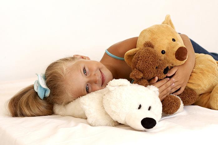 Почему мягкие игрушки нужны маленькому ребенку?