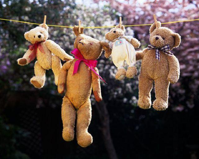 Как правильно ухаживать за мягкими игрушками?